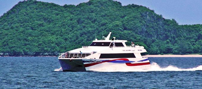 bateau koh samui