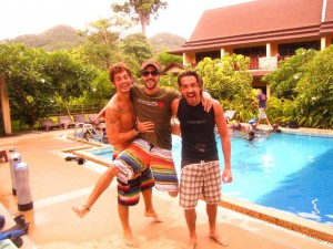 New Koh Tao Dive Instructors- Spain